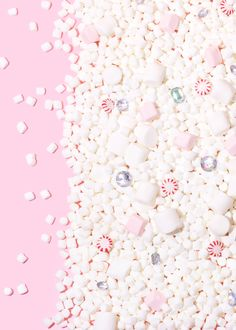 Marshmallow World // Violet Tinder Studios Blog