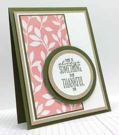 Thankful---Brian-King  IRRESISTIBLY YOURS SPECIALTY DESIGNER SERIES PAPER  Stampin' Up!