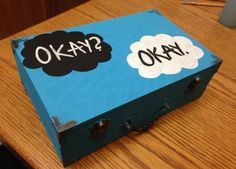 The Fault In Our Stars Keepsake Box