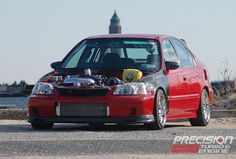 August, 2014 Winner: Keith Anderson and his 1996 Honda Civic.  Read the article at http://www.precisionturbo.net/news/Boosted-Ride-of-the-Month--August---Keith-Anderson-s-1996-Honda-Civic/269