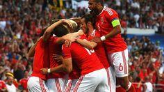 Wales - Russland 3-0 !! Nach 20min führen sie 2:0 !! Bale (67.min) setzt mit seinem dritten Turniertreffer noch den Schlusspunkt !! Wales ist als Gruppensieger im Achtelfinal !! 20-Juni-2016
