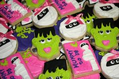 Whip it Good Cookies: Mummy-to-be