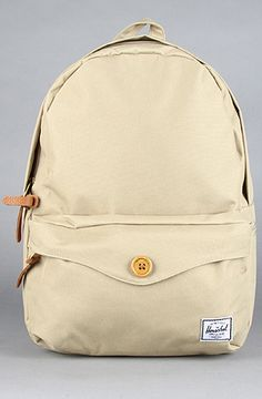 The Sydney Backpack in Khaki by HERSCHEL SUPPLY CO Sydney d22b1db92b