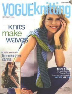 Vogue Knitting 2005 Spring@Summer - Poli tricot - Picasa Webalbumok