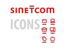 iconos Sinetcom