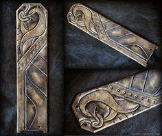 Loki Armor - chest strap by rassaku on deviantART