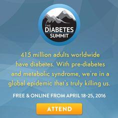 Free Online Diabetes Seminar