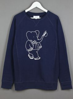 "Soulland ""BIG BABAR"" Sweater"