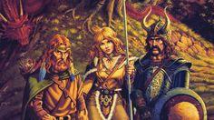 What Joe Manganiello's Possible Dragonlance Movie Might Contain #Games #MoviesTV #TabletopGames #Dragonlance #DungeonsDragons