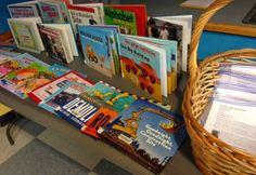 Abby the Librarian: Preschool Lab: Building