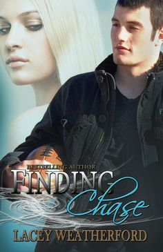 Finding Chase:  After getting a college scholarship to play football, Chase heads off to school, hoping his time on the field will help to bury the intense emotions that still linger in his heart. Fate doesn't work that way though, and he soon finds himself having to face all the things he's carrying inside, or he may miss the one shot he has to learn how to love again
