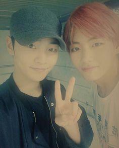 Minjae and Taetae