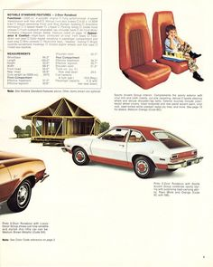 Ford 1974 Pinto Sales Brochure Ford Pinto, Military Jeep, Mclaren Mercedes, Chrysler Jeep, Ford Models, Exterior Colors, Buick, Cadillac, Volkswagen