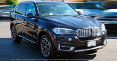 2014 BMW X5 xDrive The BMW X5 has enough on—and off—road power to handle any drive, with plenty of luxurious space for everybody.