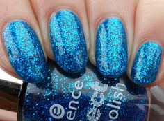 essence effect nail polish - 101 Jewels in the Pool