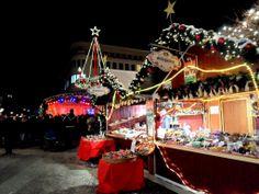 Mercado de Natal Berlim