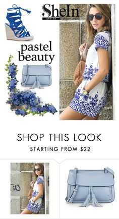 """""""Pastel beauty"""" by oopsgirl11 ❤ liked on Polyvore featuring KC Jagger and shein"""