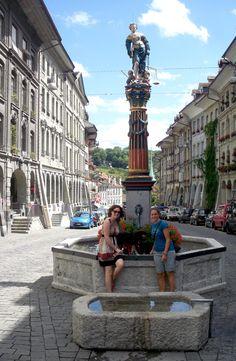 Bern, Suisse  August 2012
