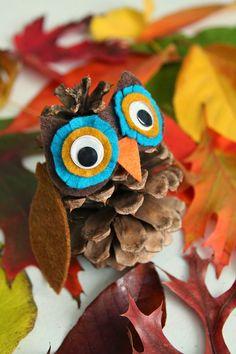 Začnete sbírat podzimní listí! 25+ kreativních nápadů jak ho přeměnit v krásné dekorace! | Vychytávkov