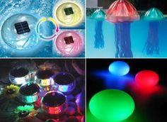 Pool lighting ideas