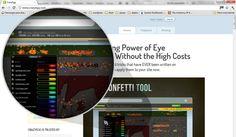 CrazyEgg: The Power of Eye Tracking Technology