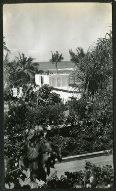 Jali Pavilion ca. 1938 via Shangri La, Doris Duke Foundation for Islamic Art