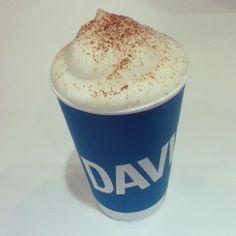 Toasted Marshmallow latte - via @jenbonnell on Instagram
