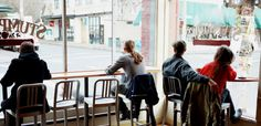 Stumptown. Find love in a coffee shop!