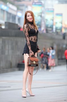 Jack 2, Gorgeous Redhead, Redheads, Prepping, Asian, Legs, Style, Red Heads, Swag