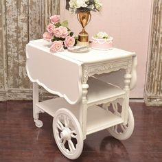 Ongekend 61 Best Tea Trolley images | Tea trolley, Tea cart, Bar cart styling RK-24
