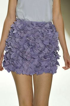 lilac Love this skirt!  Femenine and sweet but in lilac doesnt feel that is only for  teenagers