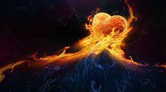 Benedici la tua fiamma in noi