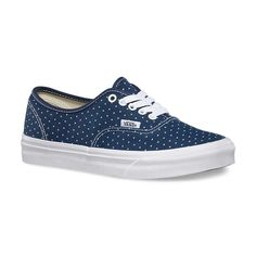 UK Online - Vans U AUTHENTIC SLIM MICRO HEARTS Sneakers Unisex Bass Blue ((micro Hearts) Dres
