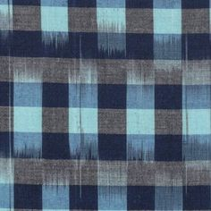 Loominous Checkered Past Anna Maria Horner Quilting Ikat Sky Woven Plaid BTHY Rowan Yarn Dyes 2 Shot Quilt Sewing Cotton Fabric Stash Fabrics, Anna Maria Horner, Fabric Factory, Rowan Yarn, Free Spirit Fabrics, Anna Marias, Modern Fabric, Fabric Design, Sewing Projects