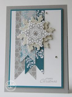 Janneke, Stampin' Up! Demonstrator : Merry Christmas