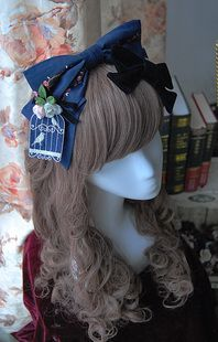 [Infanta. Infants Hanoi Tower] LOLITA * snow-Ji * gorgeous KC large combination of 2 colors into - Taobao