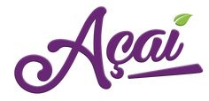 Logo Açaí, Best Acai Bowl Recipe, Image Title, Logos, Typography, 3d, Acai Berry Bowl, Surf Logo, Shop Logo