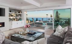 Luxurious:Its living space is spread across an impressive 4,370 square feet...
