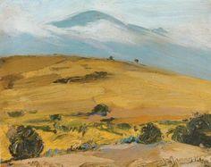 Landscape, Mountain Ymmitos - Nikolaos Lytras