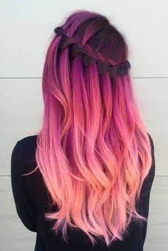 Hair Ideas Archives: 21 Pastel Hair Ideas You'll Love