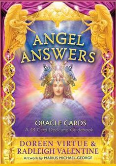 Angel Answers Oracle Set from gaia rising metaphysical
