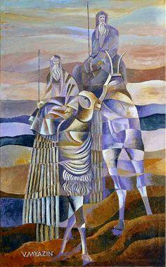 Vasiliy Myazin, Mirage