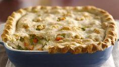 Délicieux et savoureux...Le pâté au poulet - Recettes - Recettes simples et géniales! - Ma Fourchette - Délicieuses recettes de cuisine, astuces culinaires et plus encore!