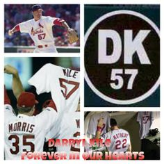 #57 Darryl Kile...Forever in our hearts,