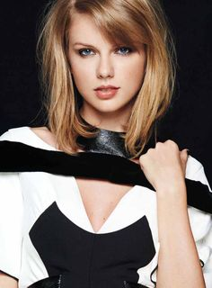 Taylor Swift in Louis Vuitton Fall 2014 for Instyle US November 2014