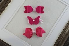 Baby Girls, Hair Clips, Bikinis, Swimwear, Bows, Accessories, Fashion, Bathing Suits, Moda