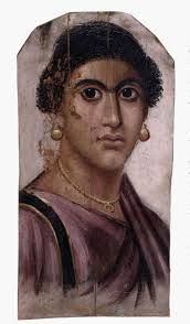 Image result for roman portrait painting