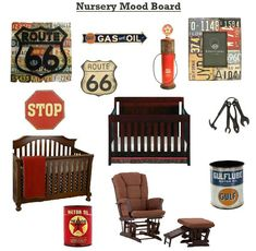 """The Mother Road"": A Route 66 Nursery"