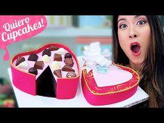 Kitchenaid Artisan, Valentine Cake, Valentines Day, Cupcakes, Fondant, Lunch Box, Youtube, Recipes, Pamela