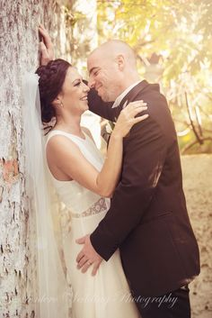 Intimate Moment wedding photo. Photographed by Monica Le Roux